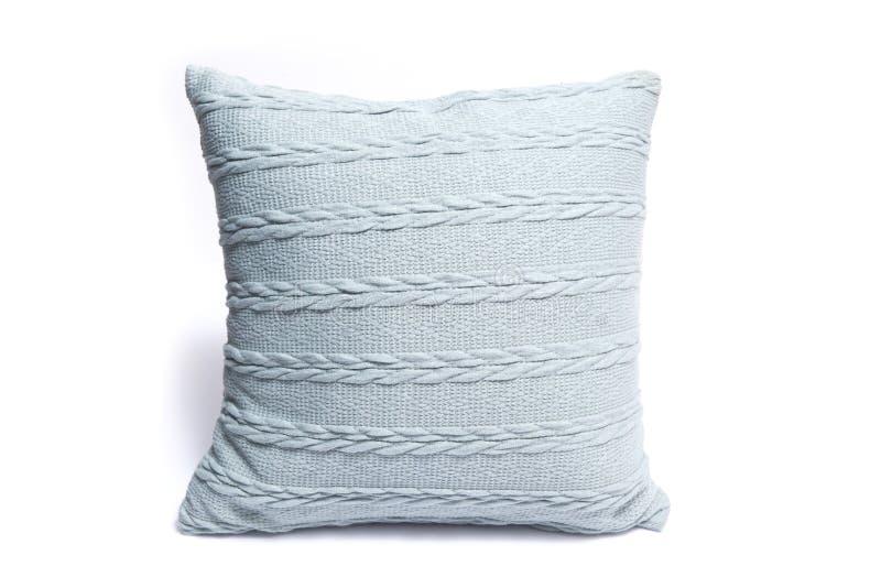 Dekorująca poduszka zdjęcie stock