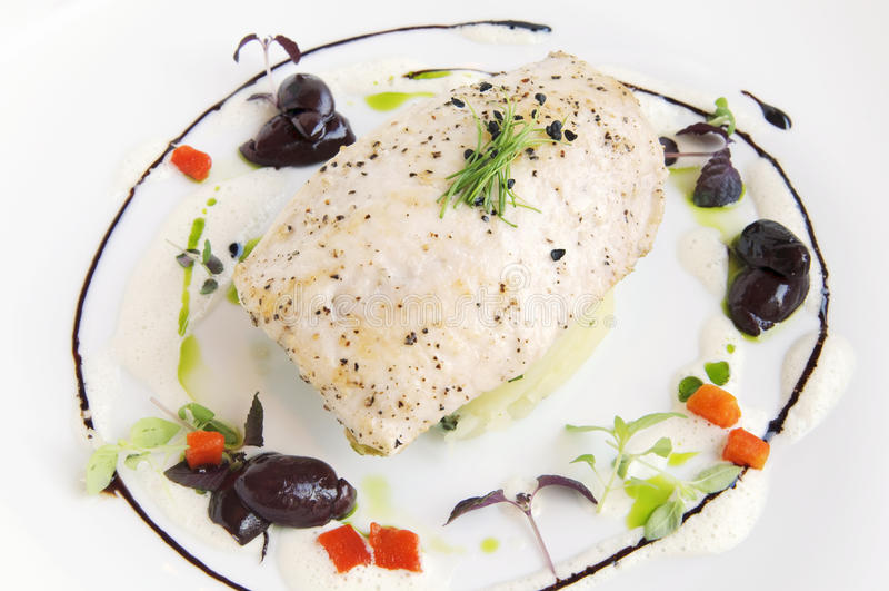 dekorująca rybia grula obrazy stock