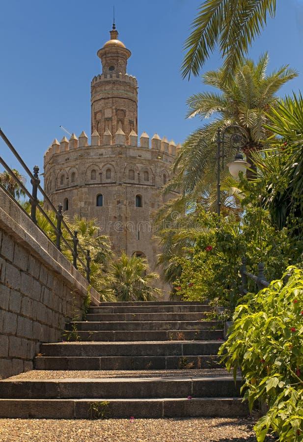 del Λα oro torre στοκ εικόνα με δικαίωμα ελεύθερης χρήσης