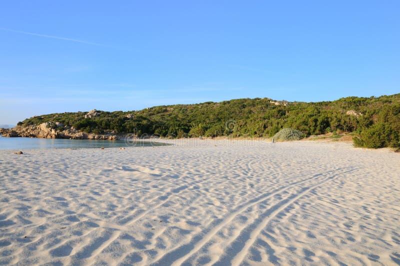 Del Принчипе Spiaggia стоковое изображение rf