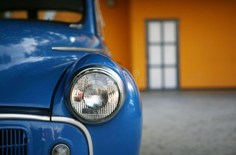 Del av den gamla bilen royaltyfri bild