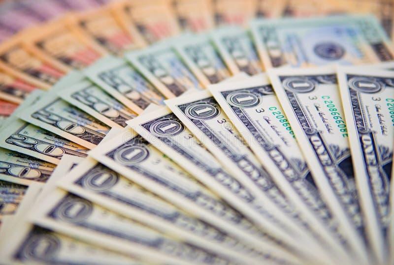 Del cambio sull'estero immagine stock