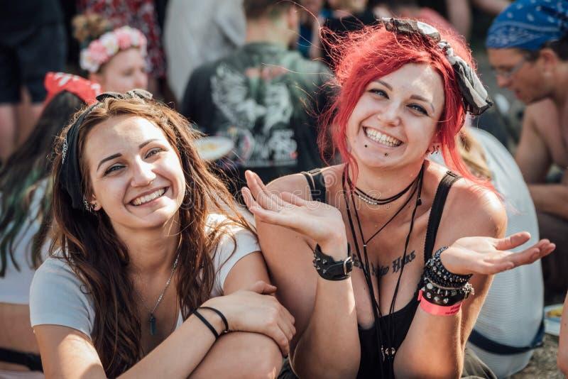 ` Del politico e festival rock del ` immagini stock libere da diritti