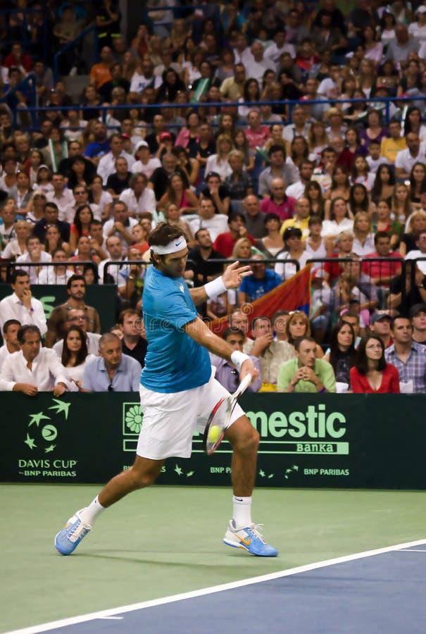 Download Del Potro-3 editorial photography. Image of serbia, tennis - 21204557