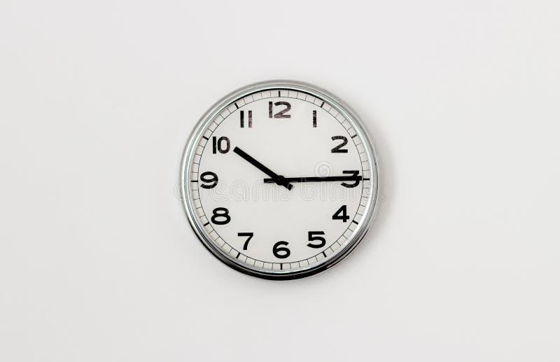 10:15 del reloj imagen de archivo