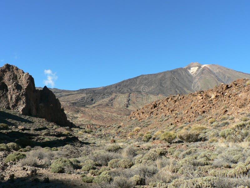 Del Teide image libre de droits