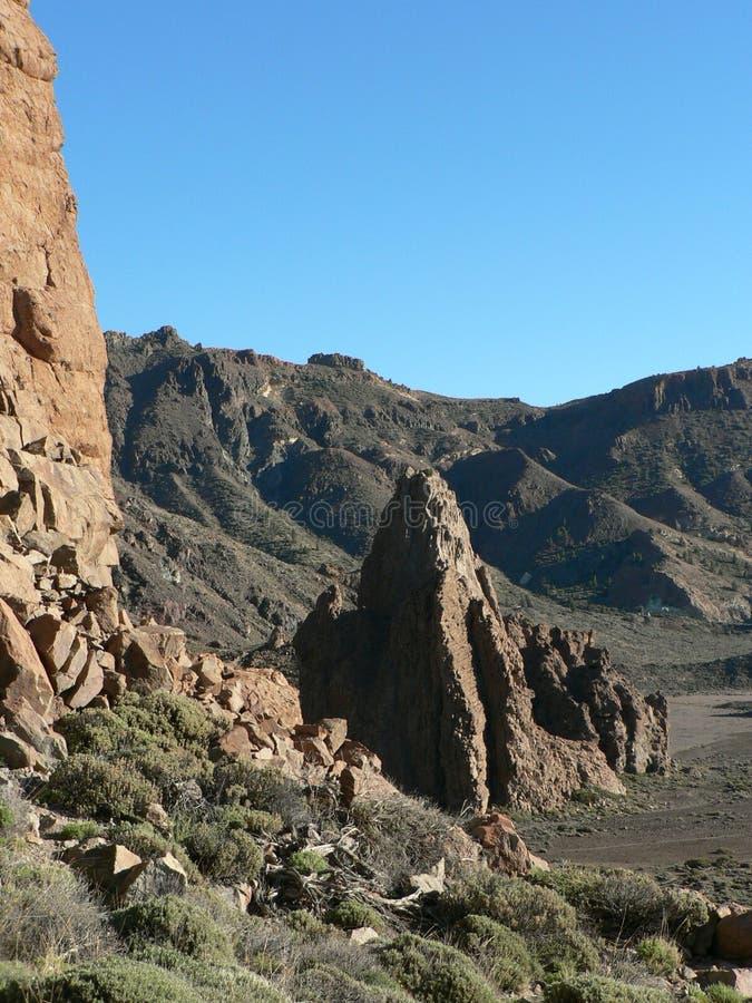 Del Teide photos libres de droits