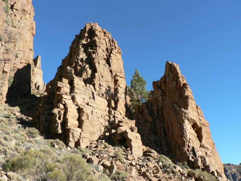 Del Teide photographie stock libre de droits