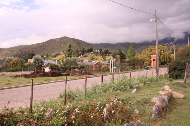 Del Valle, Tucumán, la Argentina de Tafi imagen de archivo