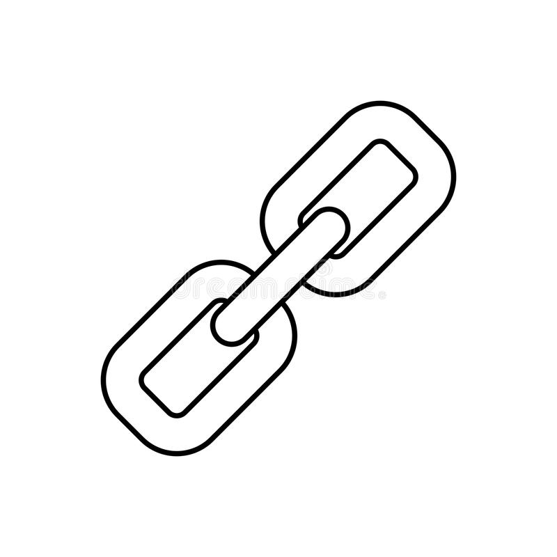 Dela socialt symbol stock illustrationer