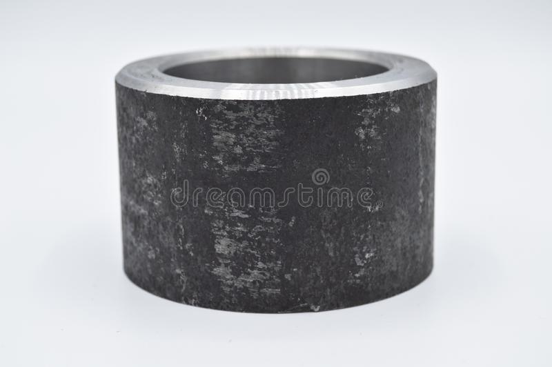 Delar, hj?lpmedel och utrustning f?r metall industriella royaltyfri bild