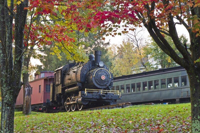 Delaware Locomotvie & reglan obrazy stock