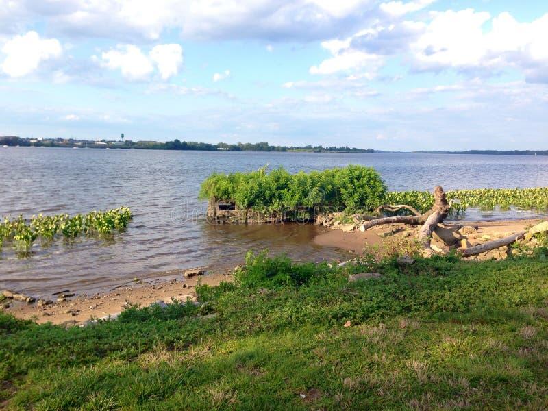 Delaware River stockfoto