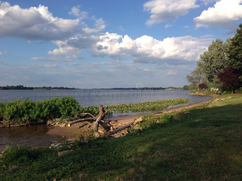 Delaware River stockfotografie