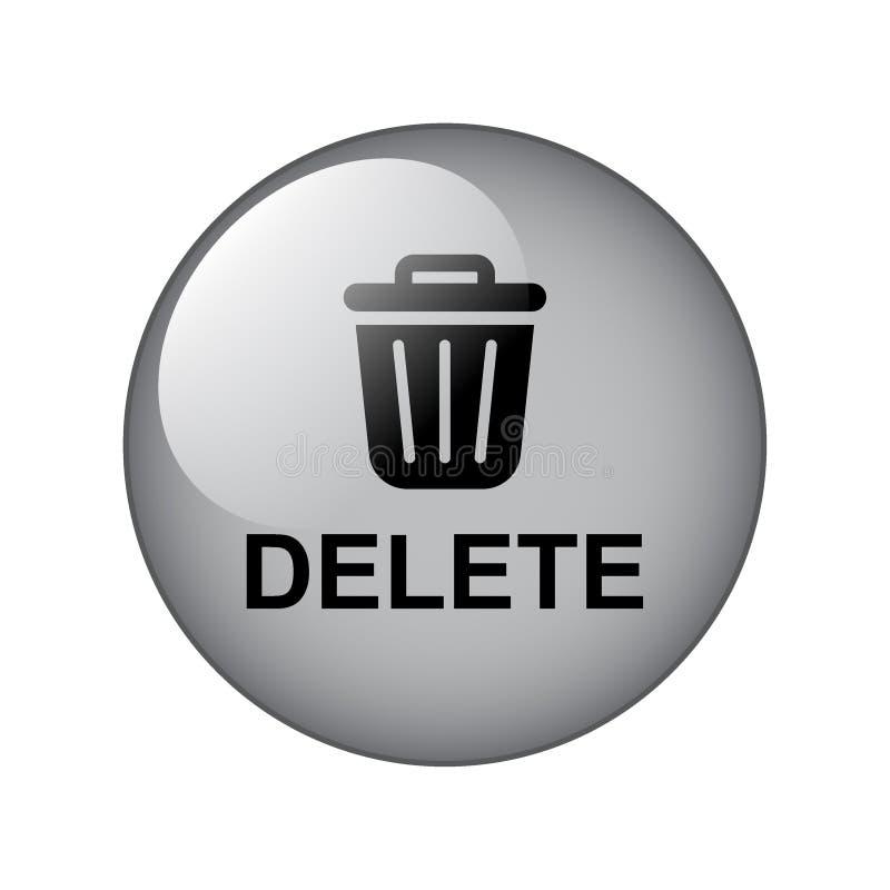 Delete, remove, restore, trash, undo icon |Delete Trash Button Icon
