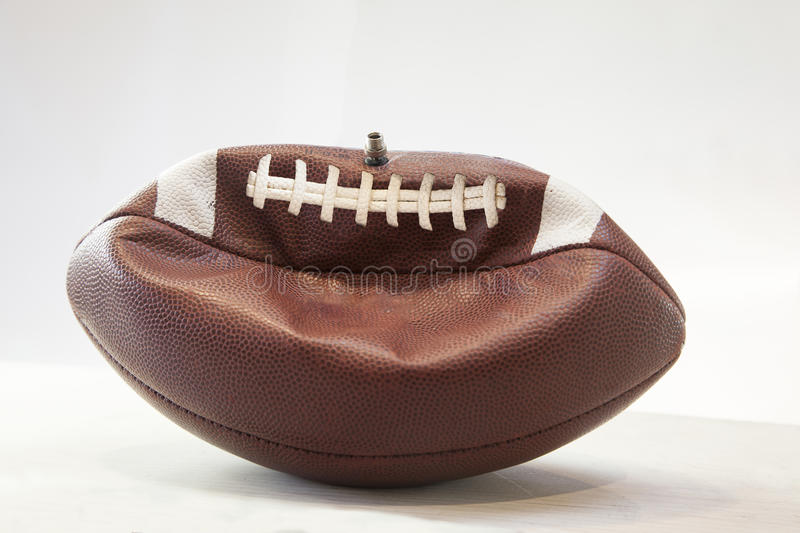 Delfated Football stock photography