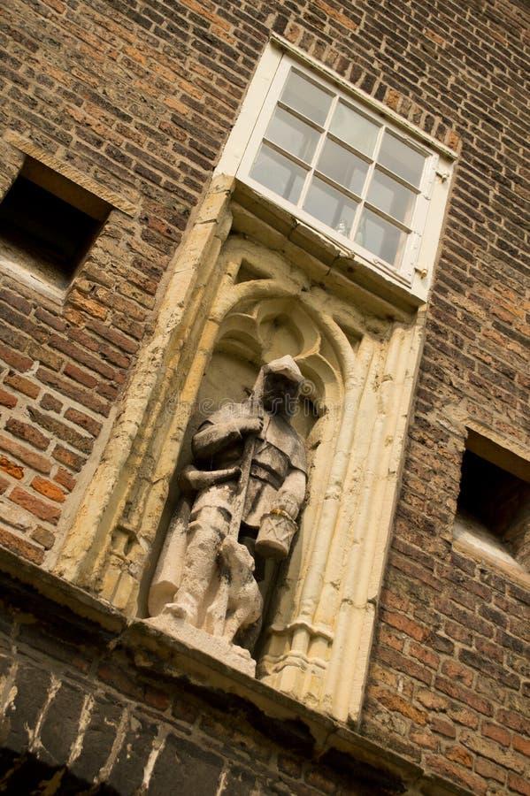 Delft eastern gate stock photos
