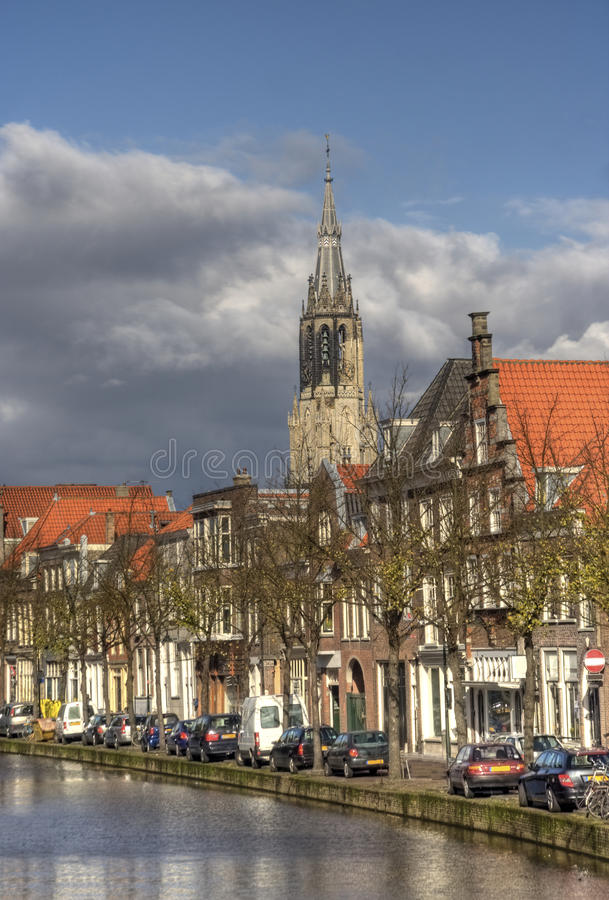 Delft, Holland imagem de stock royalty free