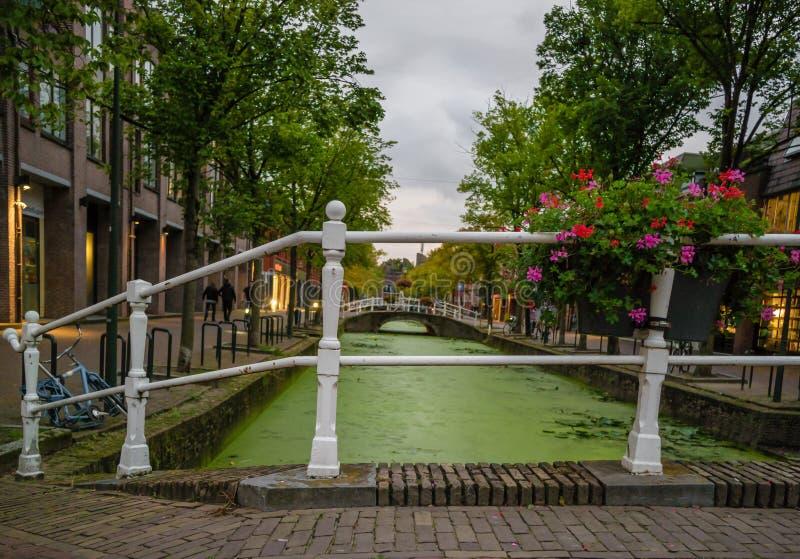 Delft - Holland royalty free stock photo