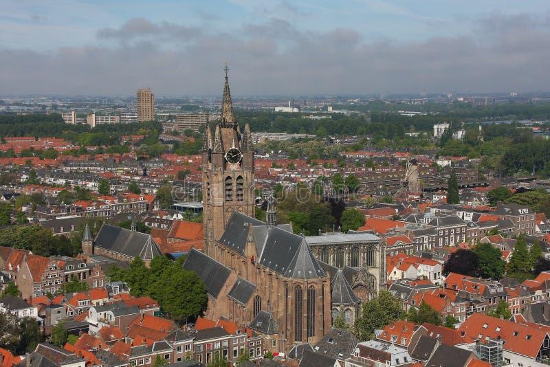Delft, Paesi Bassi immagini stock libere da diritti