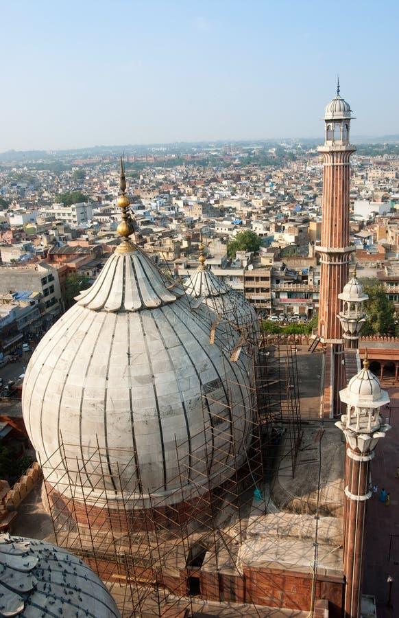 delhi fotografering för bildbyråer