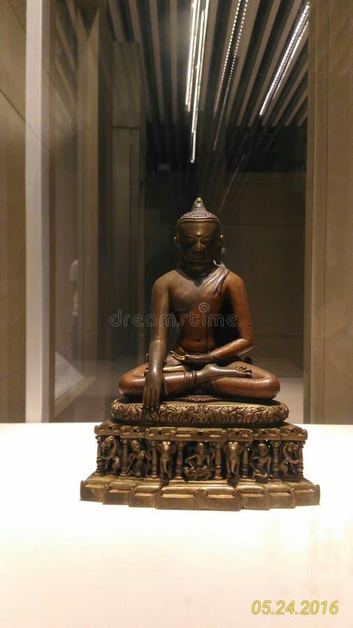Delhi museum royaltyfri foto
