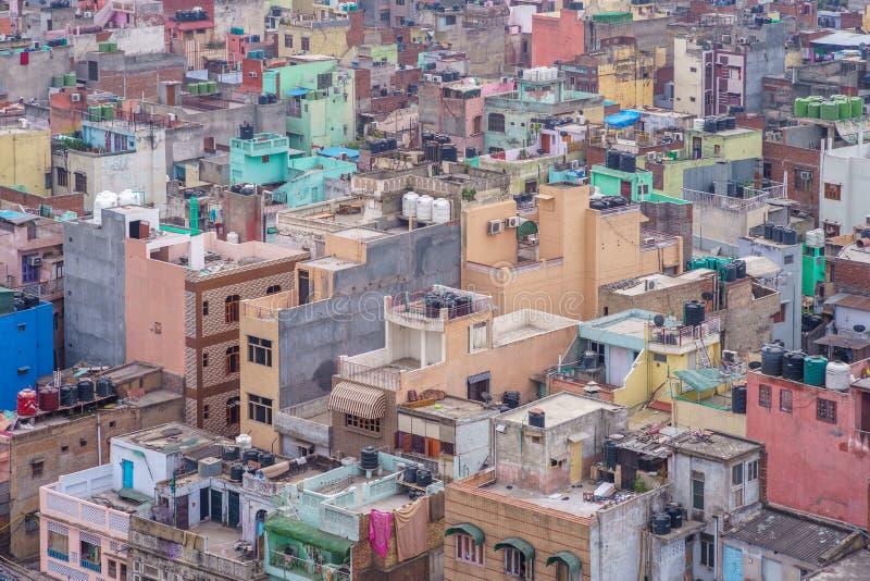 Delhi vieja fotos de archivo