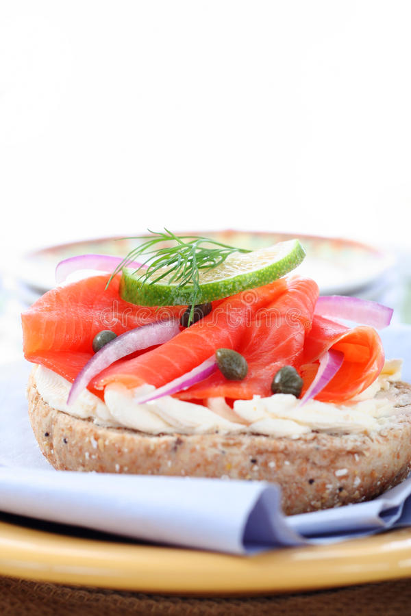Deli lunch royalty free stock photo