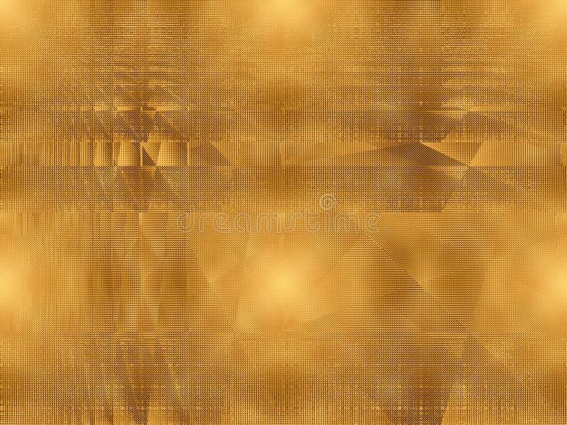Delicado abstrato do fundo colorido no sepia ilustração do vetor