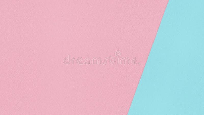 Delicatamente nuvolosa è la struttura della carta del pastello di pendenza Colore dolce del fondo astratto della pittura fotografie stock libere da diritti
