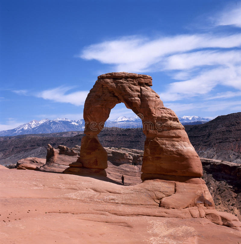 Download Delicate Arch Stock Photography - Image: 12561292