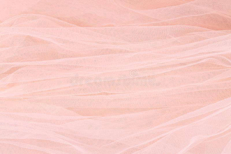 the delicate background with peach color tulle stock photo image of light love 166431698 peach color tulle stock