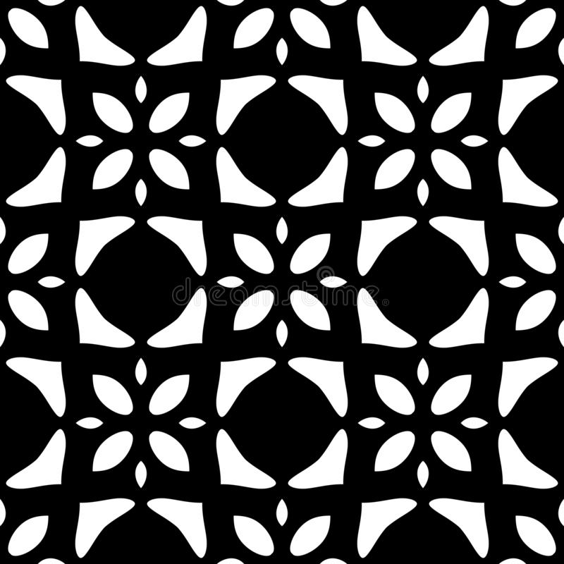 Delicate Henna Paisley Seamless Repeat Pattern. vector illustration