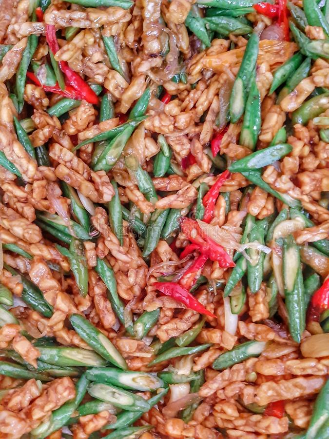 Delicioso e alimentos frescos imagens de stock