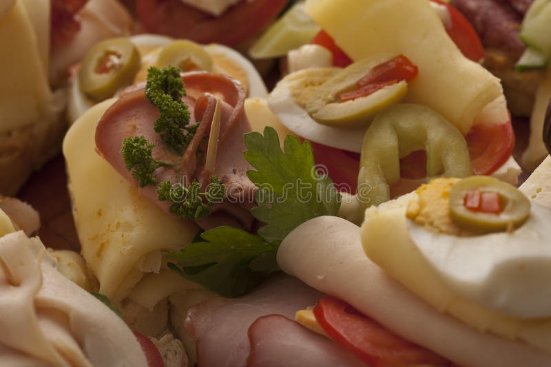 Download Delicious Appetizers At An Event Stock Photo - Image: 28856914