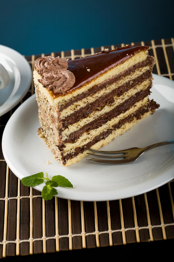 Download Delicious cake stock image. Image of gift, food, forks - 23961331