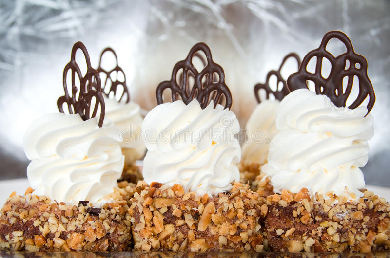 Download Delicious cake stock image. Image of chocolate, cake - 25070467
