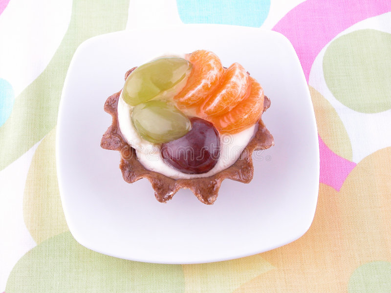 Download Delicious cake stock photo. Image of grape, calorie, dessert - 466490