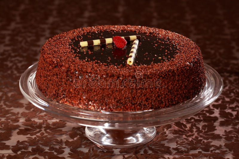 Download Delicious Chocolate Cake Stock Images - Image: 14151064