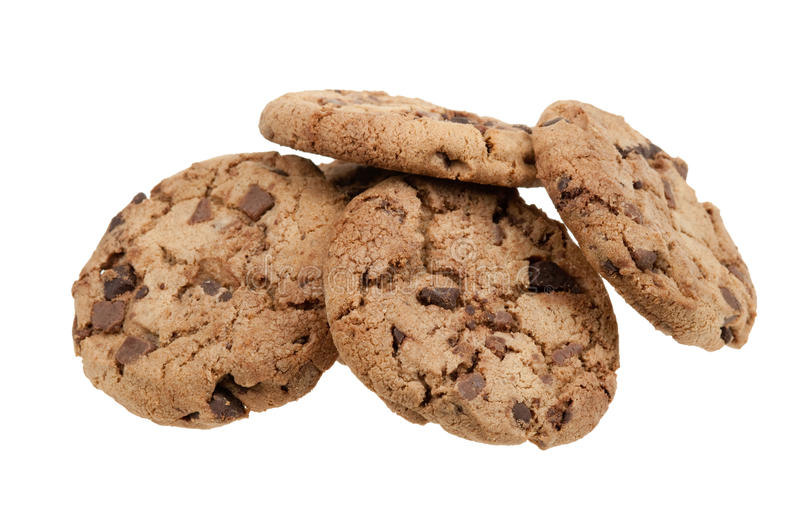 Download Delicious Chocolate Chip Cookies Stock Image - Image: 11530955