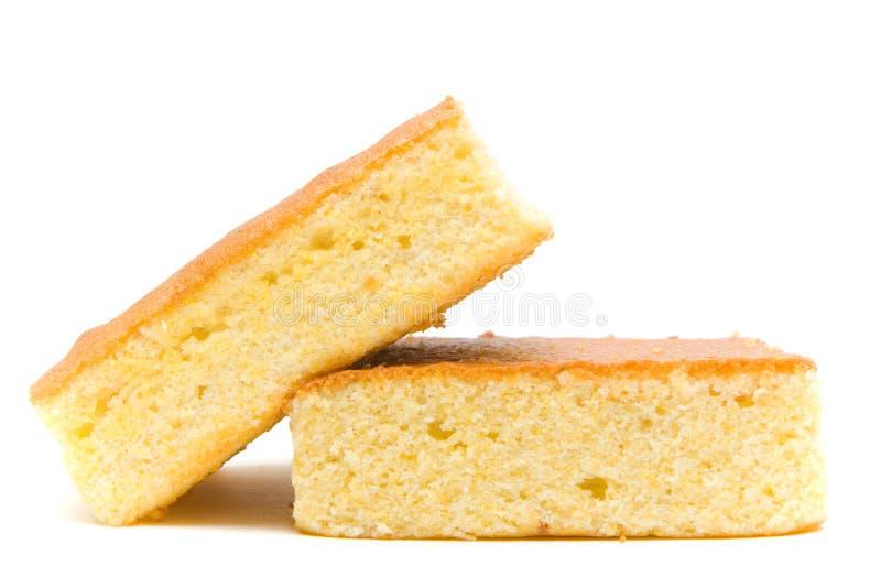 Delicious corn bread stock photo
