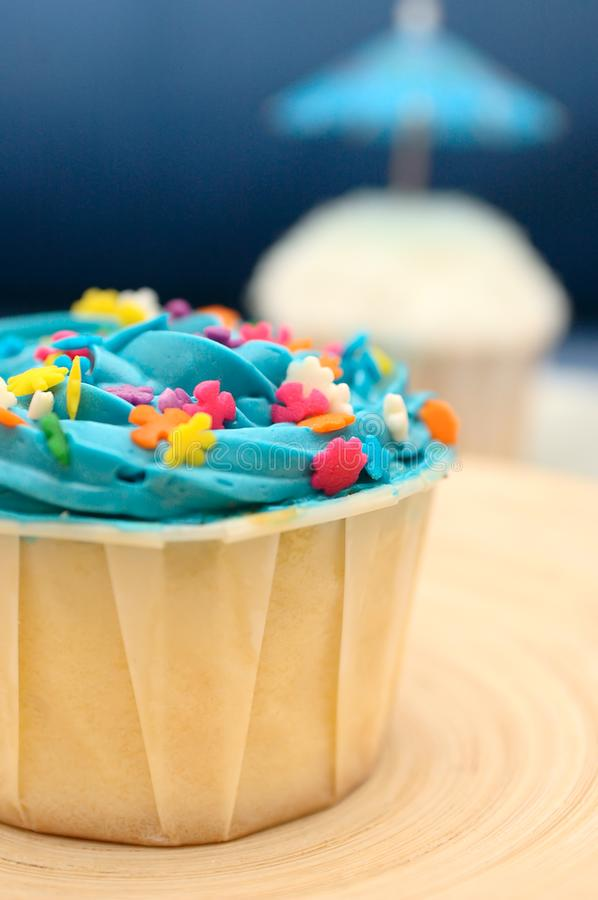 Delicious Cup Cakes Free Stock Photo