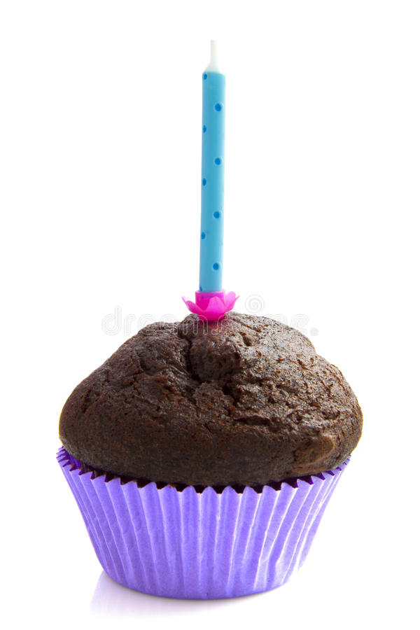 Download Delicious cupcake stock image. Image of browny, cake - 19575569