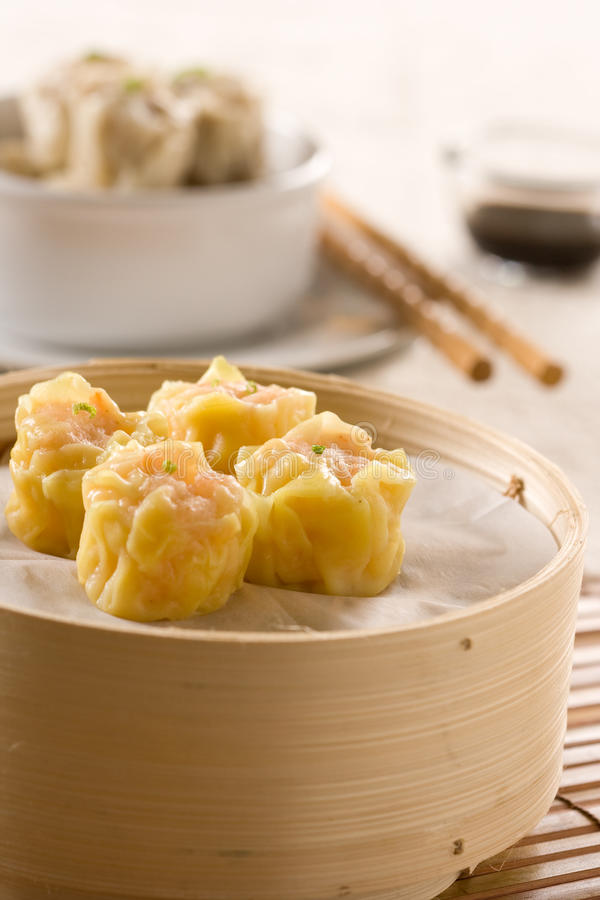 Delicious Dim-Sum royalty free stock photography