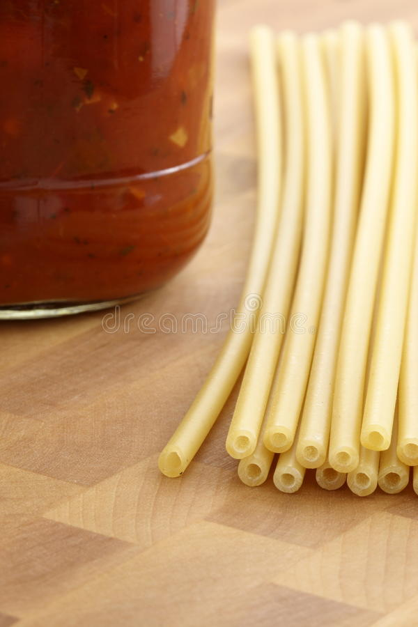 Free Delicious Fancy Pasta Ingredients Royalty Free Stock Images - 19683219