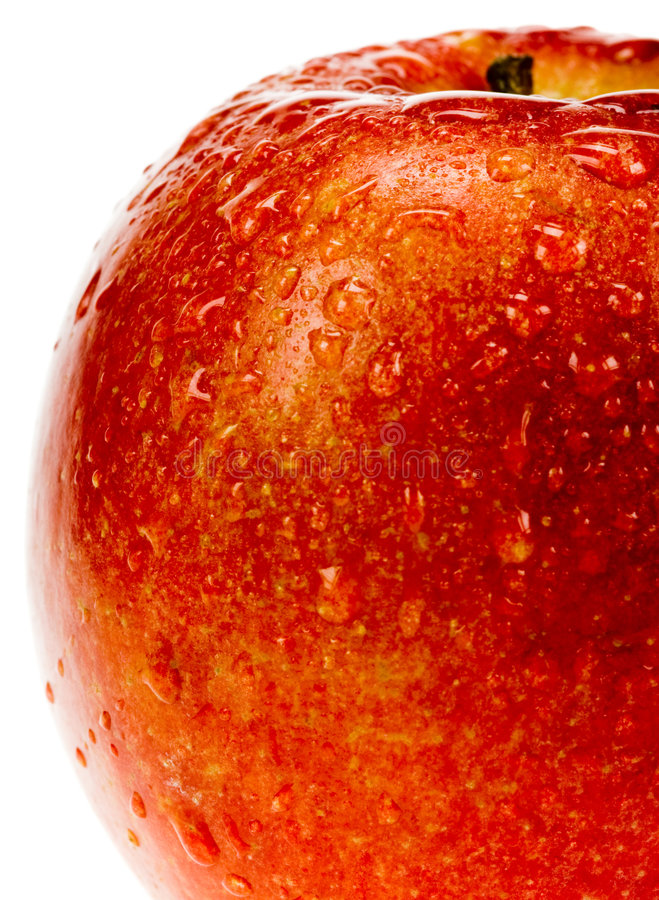 Download Delicious fresh apple stock image. Image of detail, fruit - 3507335