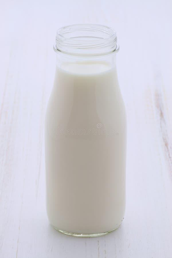 Delicious fresh milk stock photography