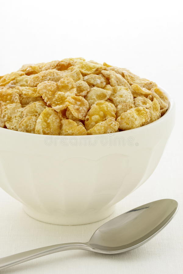 Download Delicious And Healthy Frosted Cornflakes Stock Photo - Image: 24562984