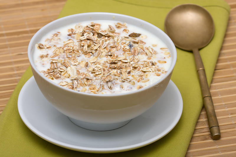 Download Delicious And Healthy Granola Or Muesli Stock Photo - Image: 26663234