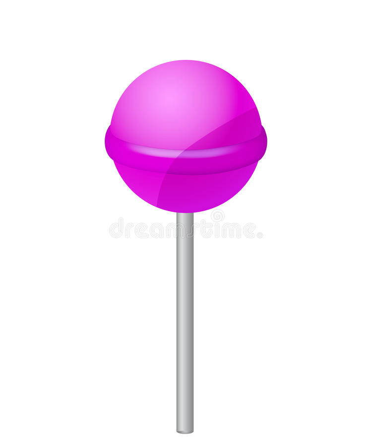Delicious LollyPop Royalty Free Stock Images